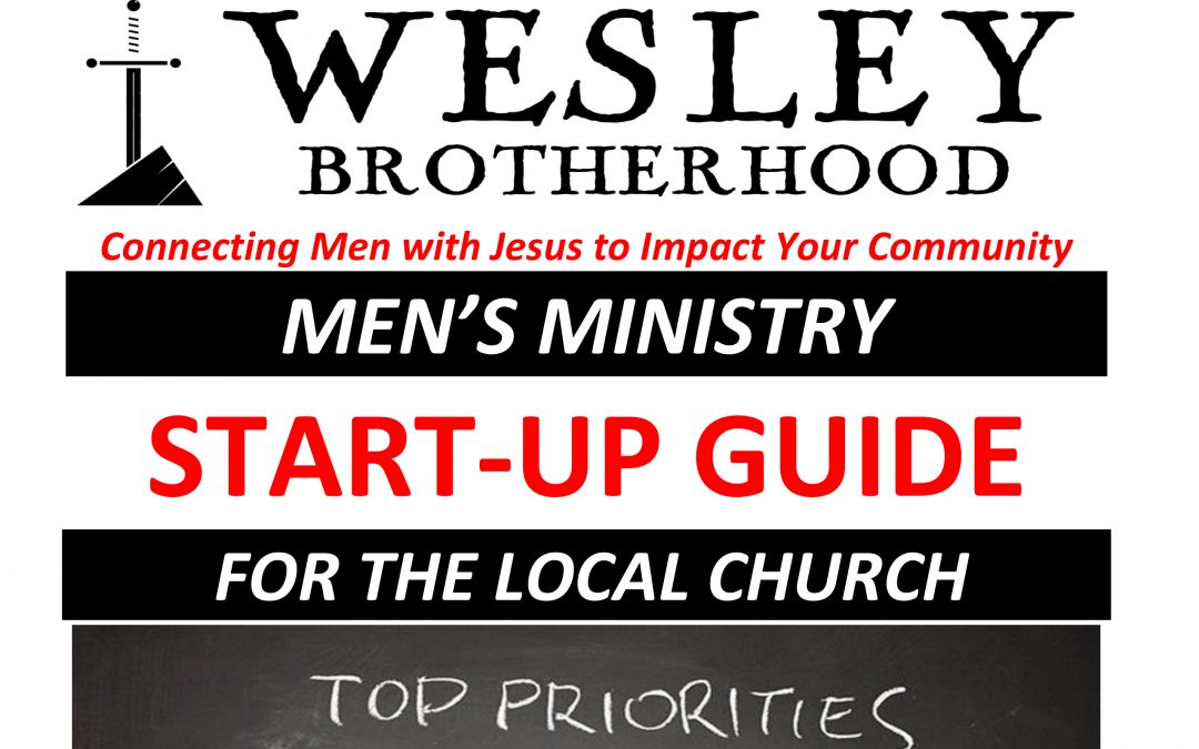 Annual Reviews for Men's Ministry